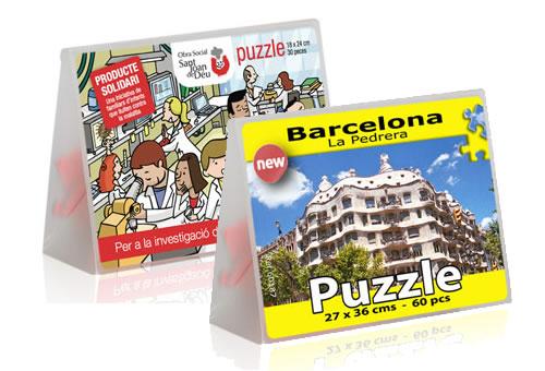 Fabricación de puzzles de calidad