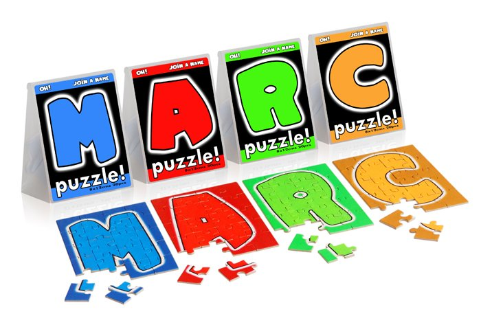 Puzzles de letras